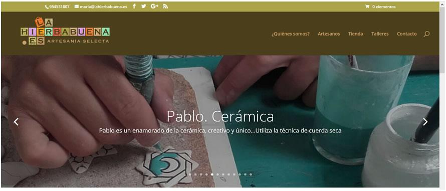 Inauguramos WEB